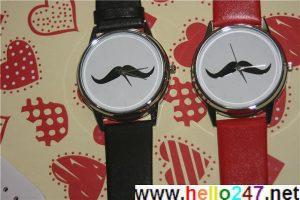đồng hồ hình bộ râu2