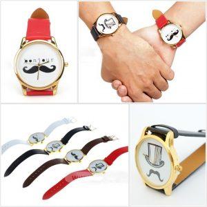 đồng hồ hình bộ râu3