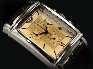 đồng hồ hình chữ nhật nam