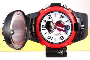 đồng hồ hình conan