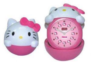 đồng hồ hình hello kitty chính hãng