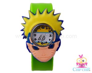 đồng hồ hình naruto