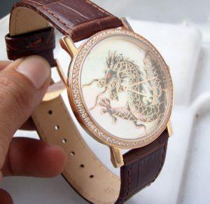 đồng hồ in hình rồng3