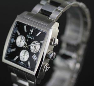 đồng hồ mặt chữ nhật nam