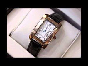 đồng hồ nữ hình chữ nhật