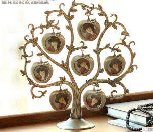khung ảnh ký ức hình cây1