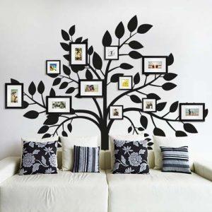 khung ảnh ký ức hình cây2