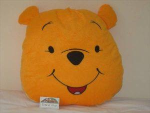 gối hình gấu pooh