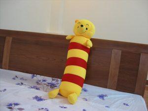 gối hình gấu pooh2