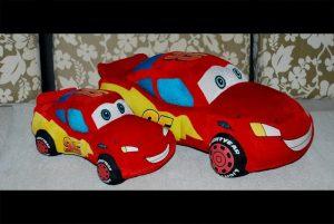 gối hình ô tô1