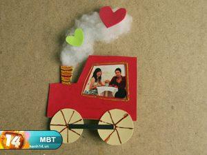 khung ảnh chuyến tàu tình yêu9