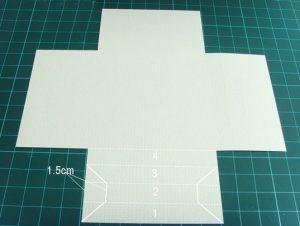 cách làm khung ảnh bằng bìa cứng3