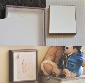 cách làm khung ảnh handmade bằng giấy